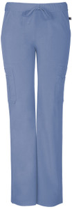 "(SA100AT) Sapphire Scrubs - ""Vienna"" Mid Rise Straight Leg Pant (Tall)"