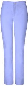 "(SA101AP) Sapphire Scrubs - ""Roma"" Low Rise Zip Fly Slim Pant (Petite)"