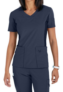 (9047) Urbane Performance Quick Cool Scrubs - Quick Cool Sport Tunic