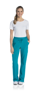 (9324T) Urbane Performance Quick Cool Scrubs - Knit Waist Cargo Jogger Pant (Tall)