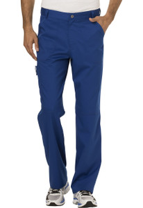(WW140) Cherokee Workwear Revolution Scrubs Mens Fly Front Pant