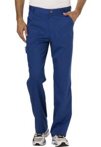 (WW140S) Cherokee Workwear Revolution Scrubs - WW140 Mens Fly Front Pant (Short)