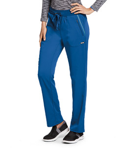 (7228) Grey's Anatomy Impact Scrubs - Elevate 6 Pocket Cargo Pant - New Royal