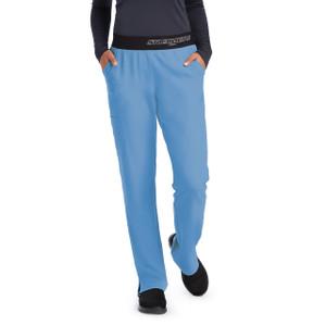 (SK202) Skechers Scrubs - Vitality 3 Pocket Logo Waist Scrub Pant