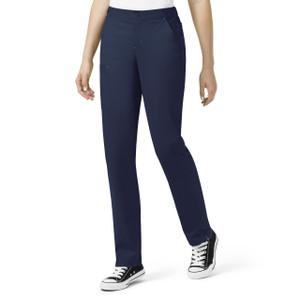(5608) WonderWink WonderFLEX Women's Sky: Stylized Pocket Pant