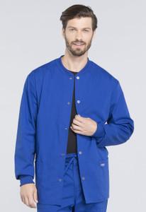 (WW360) Cherokee Workwear Professionals Mens Warm-up Jacket