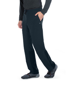 (BWP508) Barco One Wellness Men's 4 Pocket Drawcord Welt Cargo Pant