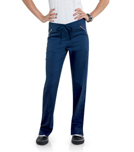 (S207002P) Smitten Blush Luxe Hype Flare Leg Pant (Petite)