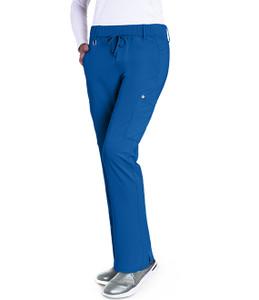 (2218T) - Grey's Anatomy Signature Scrubs - 6 Pocket Double Cargo Olivia Pant (Tall)