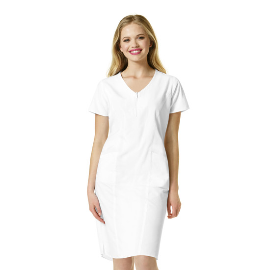 (9006) WonderWink Origins Women's Zip Front Dress