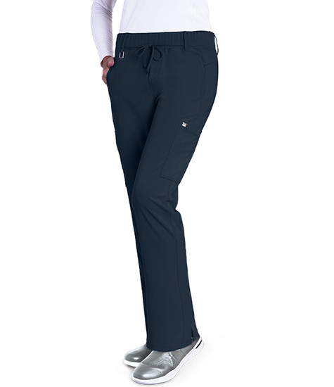 (2218) Grey's Anatomy Signature Scrubs 6 Pocket Double Cargo Olivia Pant