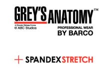 Grey's Anatomy Spandex Stretch
