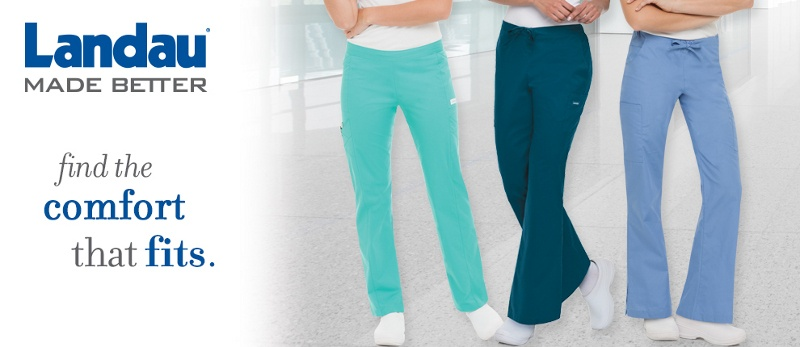 Landau Scrubs and Landau Medical Uniforms