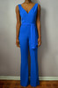 Sweetheart Flare Jumpsuit (Front)
