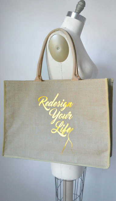 Redesign Your Life Tote