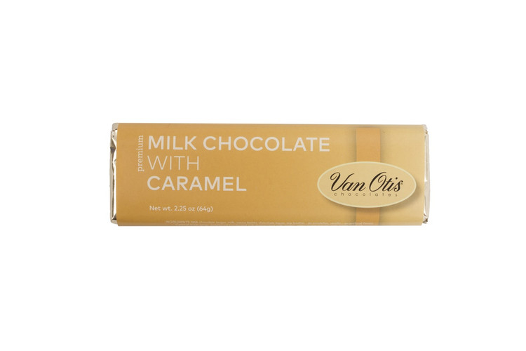 Premium Milk Caramel Bar