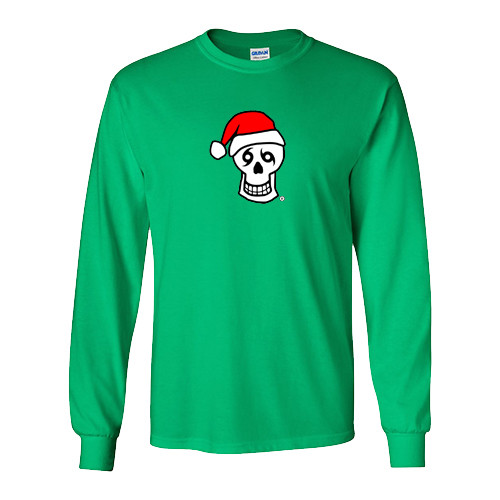 Santa Long Sleeve (green)