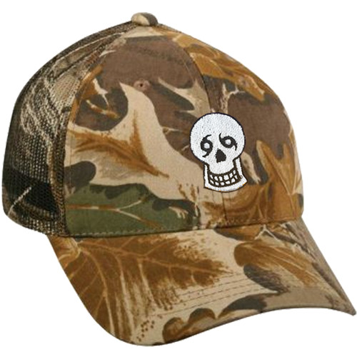 Skull Camo Mesh Back Hat (Realtree®)
