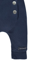 Bellybutton Boy Pants with Buttons , Navy Iris