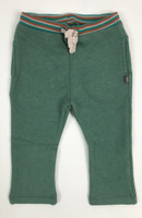 Imps & Elfs Long Sleeve Sports Pants, Green Melange
