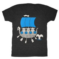Gnome, Vikings Tee
