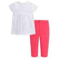 Mayoral Girls Spring Leggings Set - Petunia