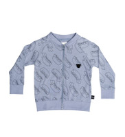 Huxbaby Organic Cotton Hot Doggy Sweat Jacket