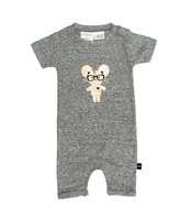 Huxbaby Mouse Short Romper