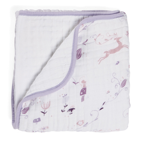 aden+anais Organic Dream Blanket, Once Upon a Time