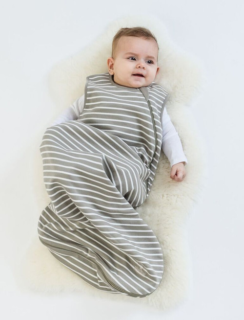 Woolino Baby Basic Sleeping Bag - Earth 0-6M