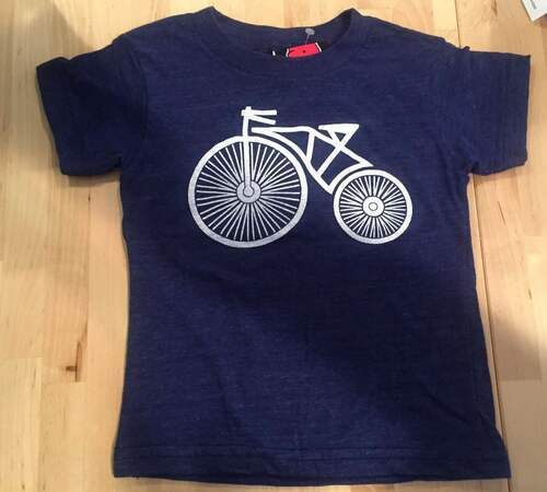 Gnome, Bike (No City) Tee