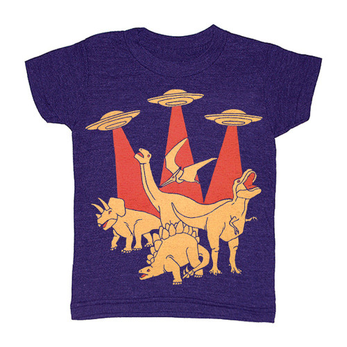 Gnome, Dinos vs Aliens Tee