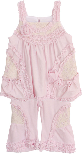 Isobella and Chloe, Layla Two Piece Pant Set