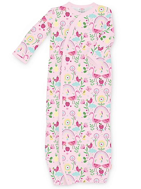 Magnificent Baby, Flamingo Gown