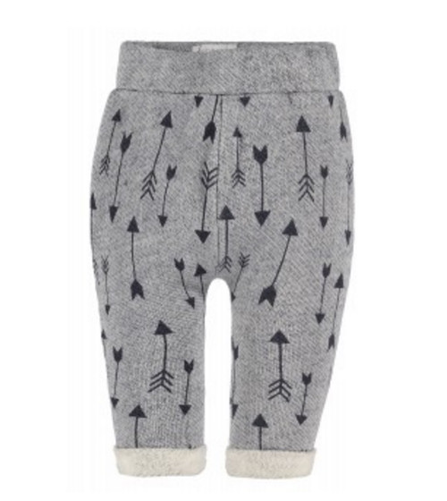 Bellybutton 100% Organic Cotton Baby Trousers, Arrow