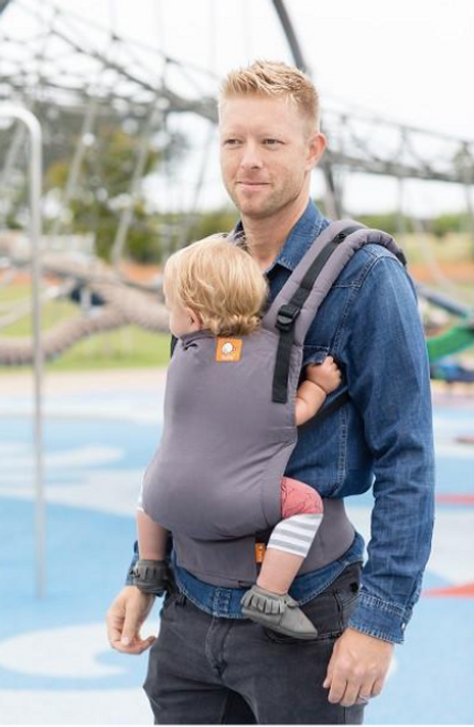 Tula Free-to-Grow Baby Carrier, Stormy