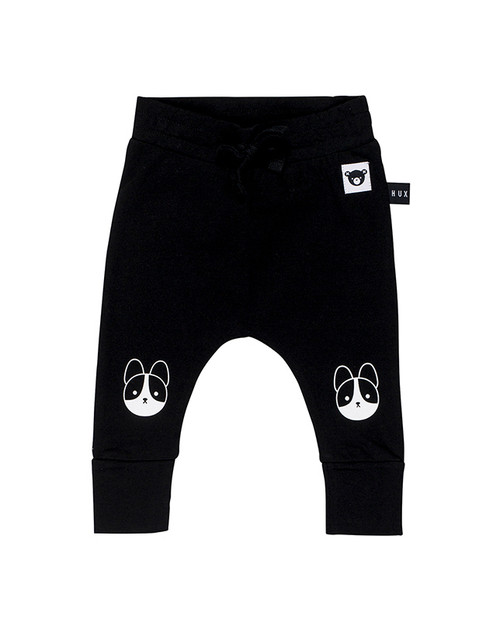 Huxbaby Organic Cotton Frenchie Drop Crotch Pant