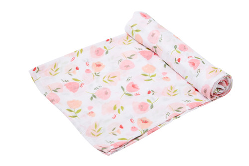 Angel Dear Swaddle - Pretty in Pink