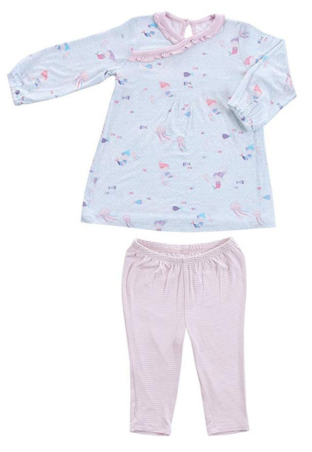 Angel Dear Mermaid Dress Set