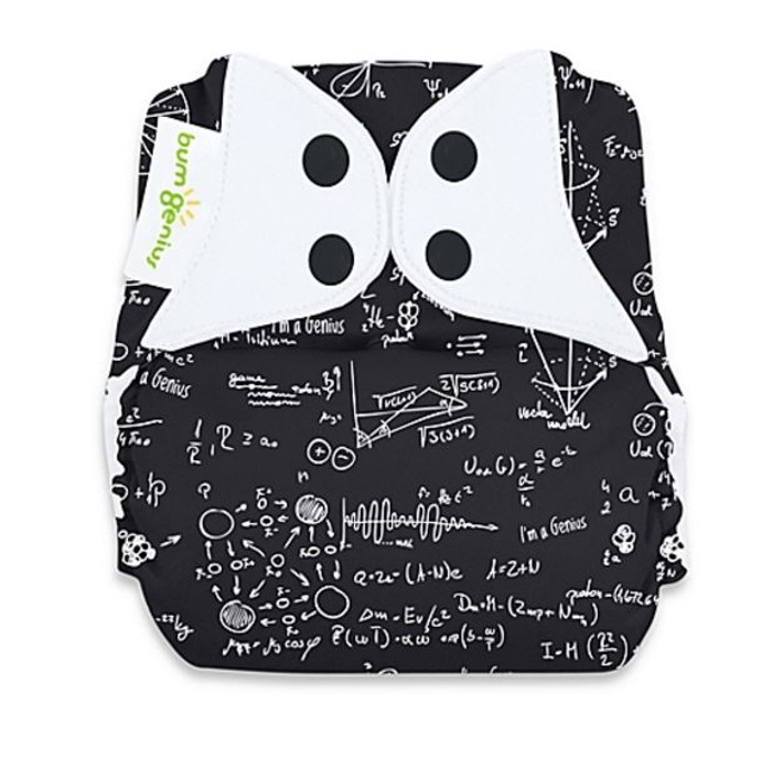 bumGenius Freetime All-in-One Cloth Diaper, Albert