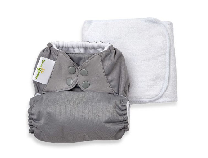bumGenius Original 5.0 Cloth Diaper, Armadillo