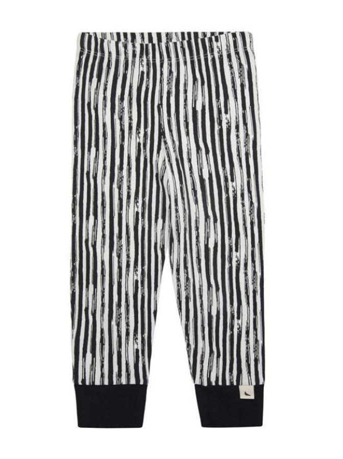 Turtledove London Organic Painted Stripe Legging