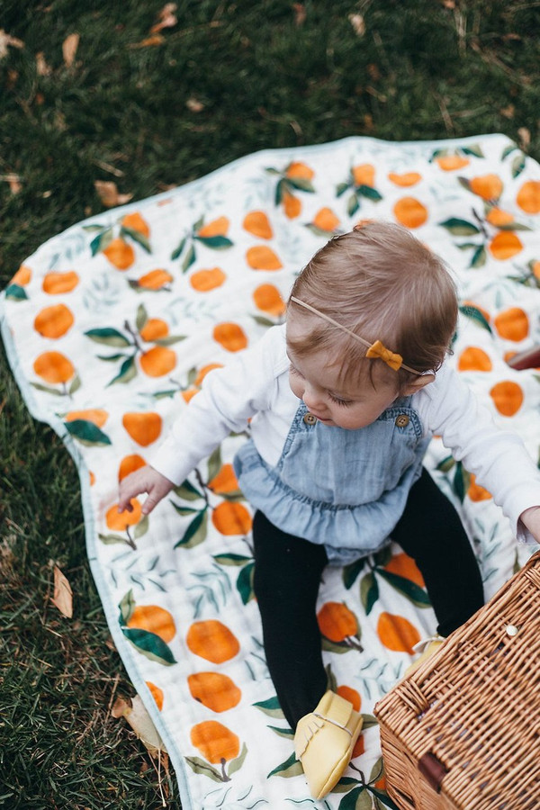 Clementine Kids Clementine Reversible Quilt