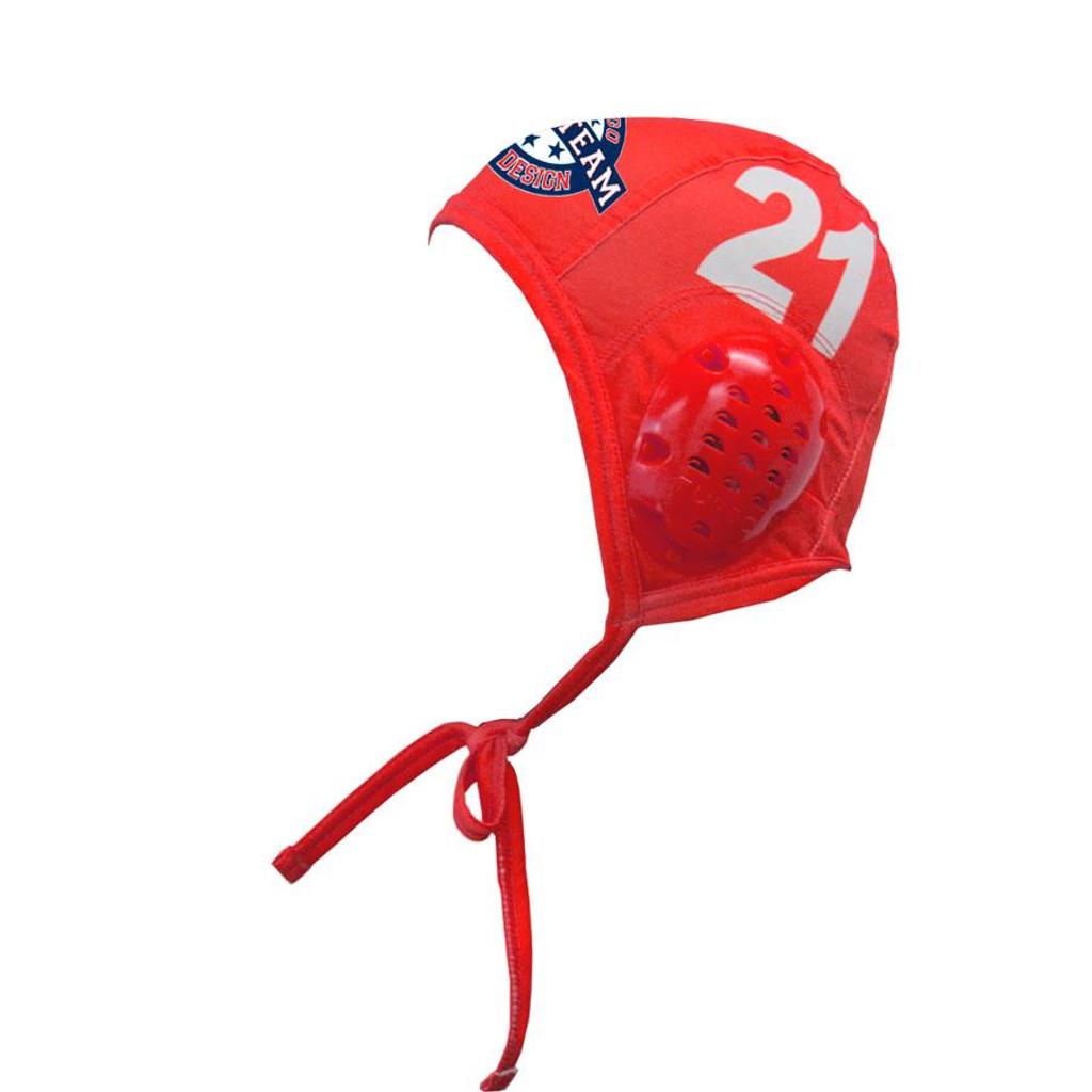 TURBO Professional Classic Fully Custom Team Water Polo Caps