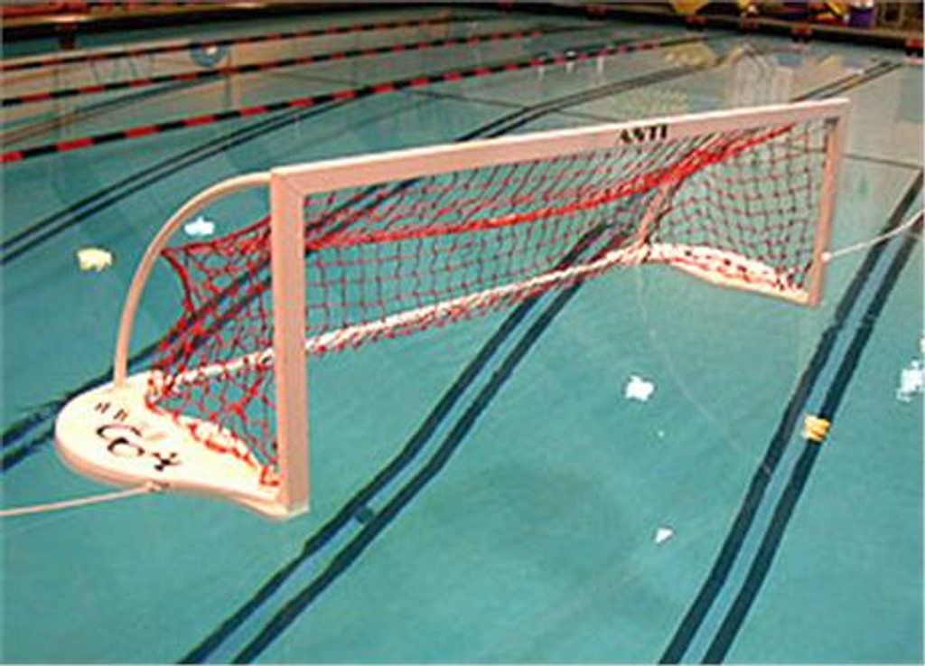 """Water Polo Goal AntiWave """"Club"""" Floating"""