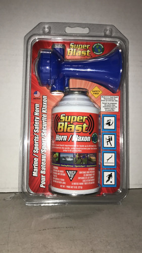 Super Blast Air Horn