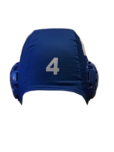 TURBO Standard Water Polo Cap Set with 3 Numbers