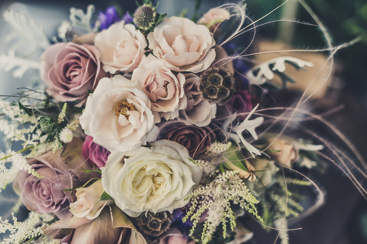 Choosing the Perfect Flowers for your Wedding