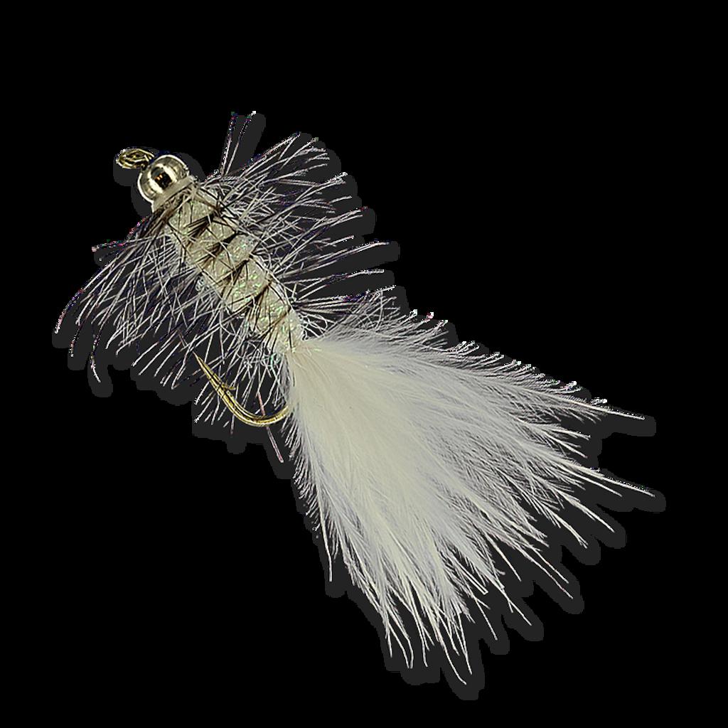 Beaded Micro Buggers - White #12