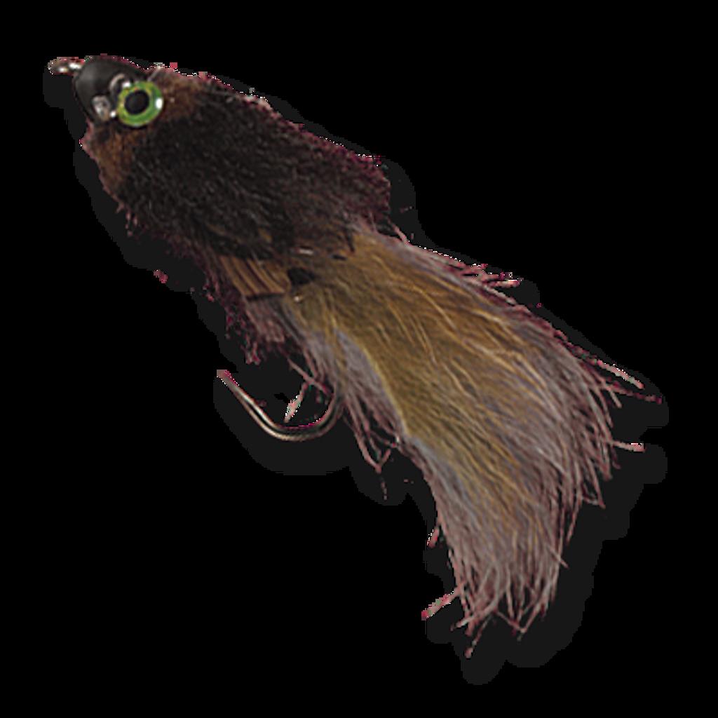 Cone Head Woolhead Sculpin - Olive #4